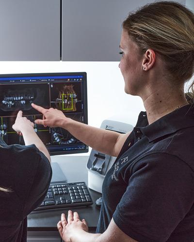 DVT 3D-Röntgen